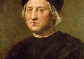 Uomini della storia - Cristoforo Colombo