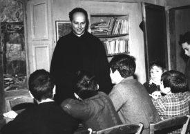 Uomini della storia - Don Lorenzo Milani