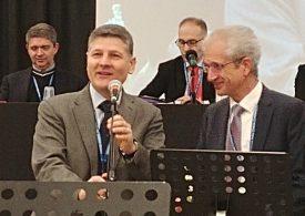 Stefano Paris è confermato presidente dell'Uicca
