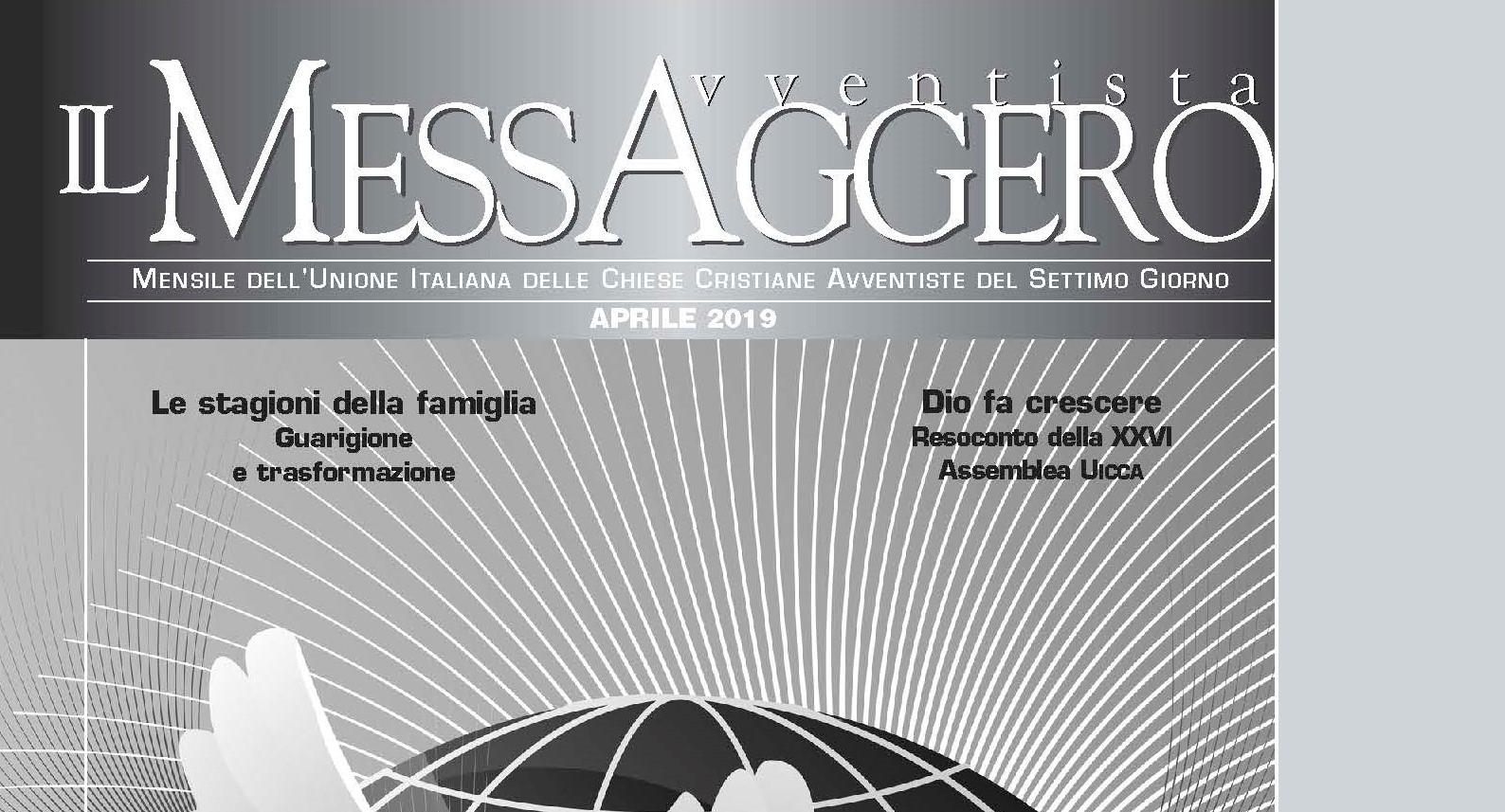 Messaggero - Apr. 2019