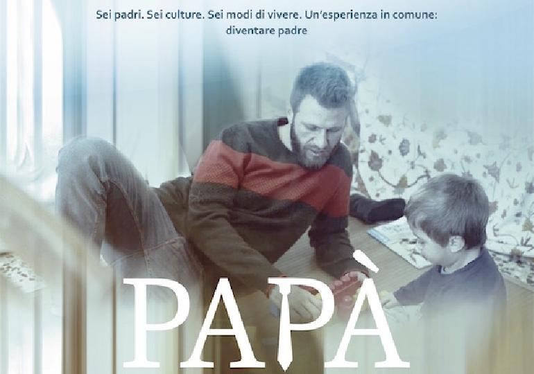 Il film Papà nominato al festival cinematografico Religion Today di Trento