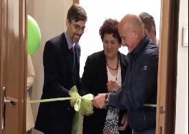 Inaugurata a Scafa la sede Adra