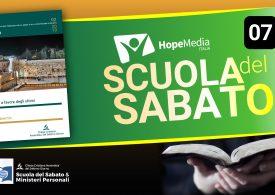 Scuola del Sabato - 3° Trimestre 2019 - Lezione 7