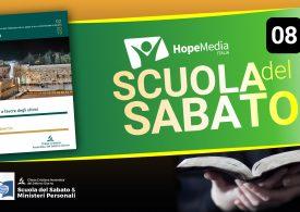 Scuola del Sabato - 3° Trimestre 2019 - Lezione 8