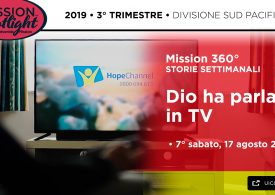 Dio ha parlato in TV - Video missioni