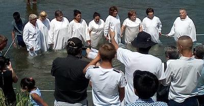 Pavia - Battesimi