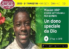 Un dono speciale da DIO - Video missioni bambini