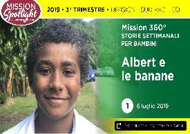 Albert e le banane - Video missioni bambini