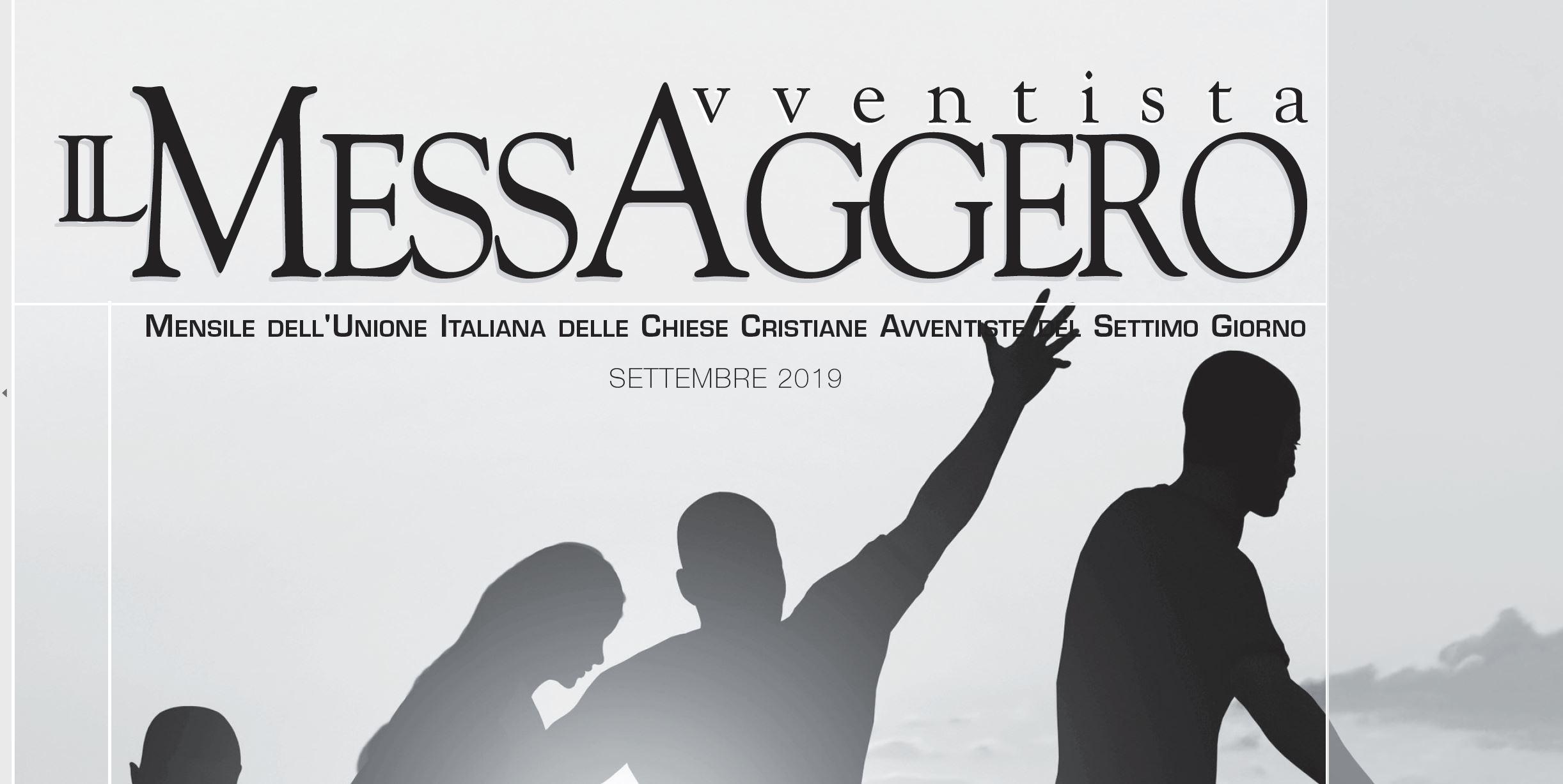 Messaggero - Set. 2019