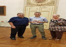 Parma. Incontro con il sindaco Pizzarotti