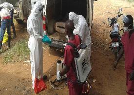 Epidemia di ebola in Congo. Gli interventi umanitari di Adra