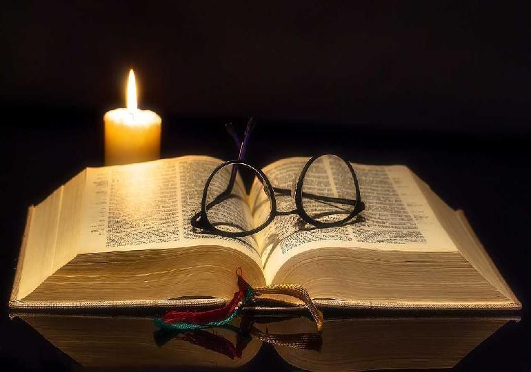 Brevi meditazioni quotidiane per allargare lo spirito 02 - Isaia 51:6