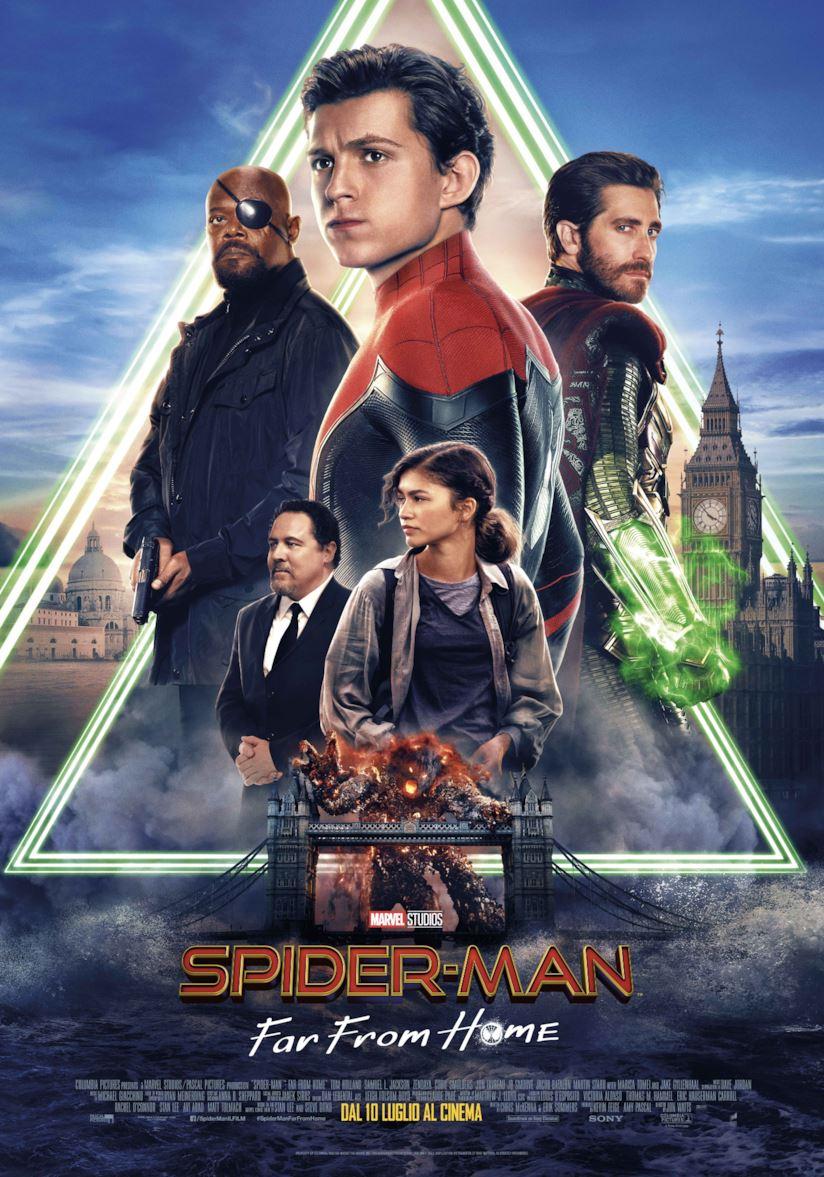 Prima visione – Spider-Man: Far from Home