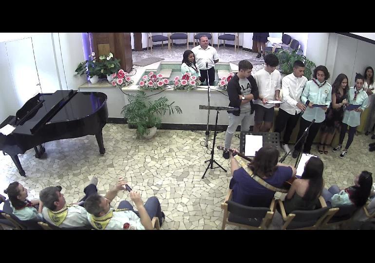 Battesimi 27 luglio 19 - canto speciale I
