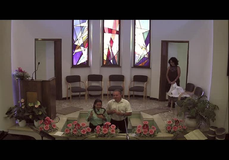Battesimi 27 luglio 19  - canto speciale II