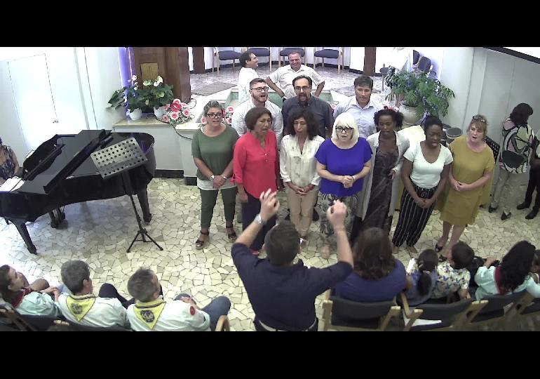 Battesimi 27 luglio 19 - canto speciale IV