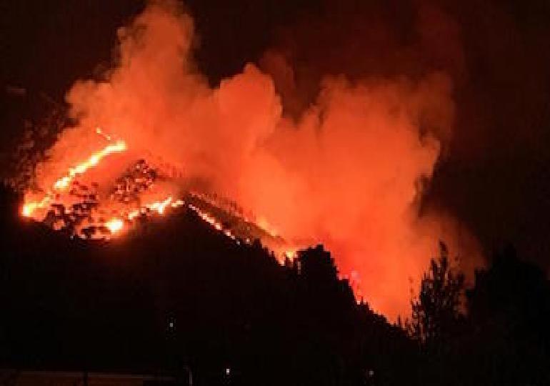Incendi in Sicilia. Colpite anche alcune famiglie della comunità avventista di Monreale