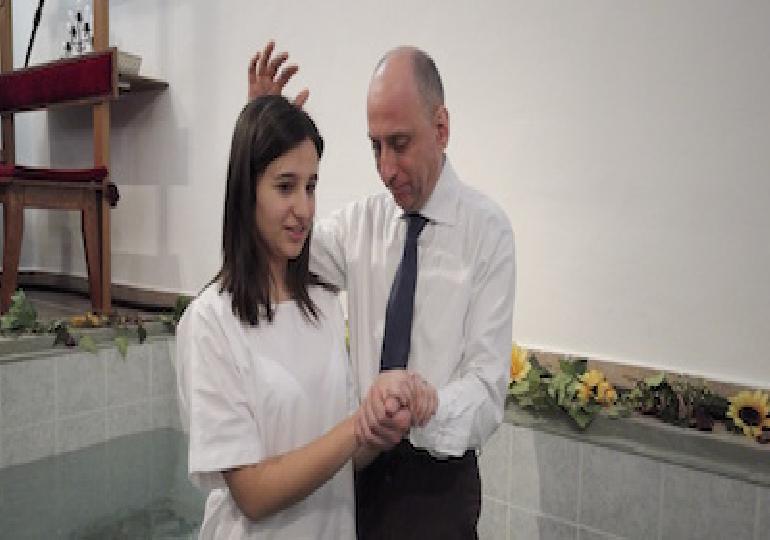 Legnano - Battesimo