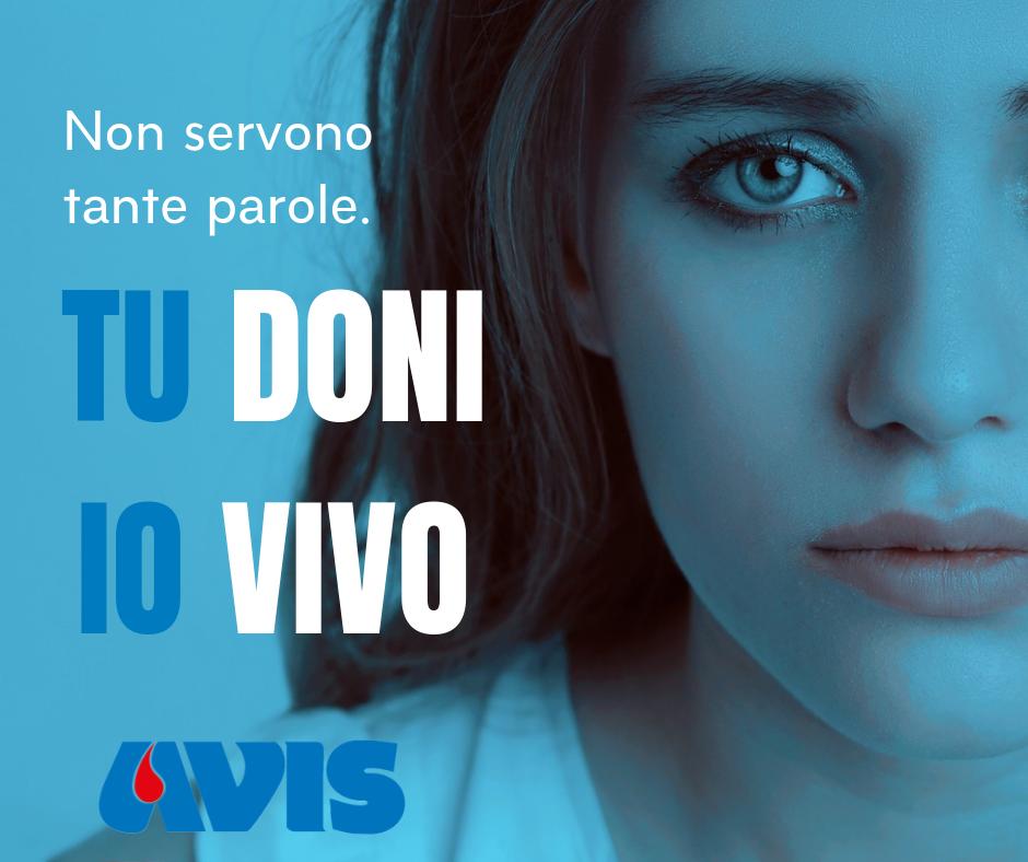 """""""Non servono grandi parole. Tu doni, io vivo"""" - AVIS e i social a sostegno della donazione estiva di sangue"""