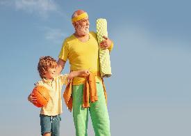 Diretta Vita e Salute – Dallo sport arrivano benefici anche se si inizia a 80 anni
