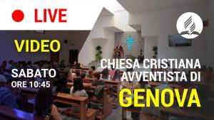 Diretta da Genova
