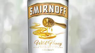 SMIRNOFF® Wild Honey