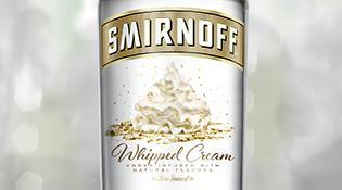 SMIRNOFF Whipped Cream