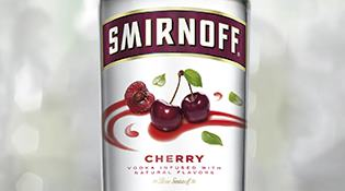 SMIRNOFF® Cherry