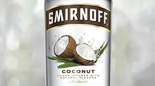 SMIRNOFF® Coconut
