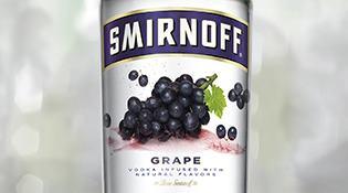 SMIRNOFF® Grape