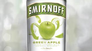 SMIRNOFF® Green Apple