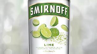 SMIRNOFF® Lime