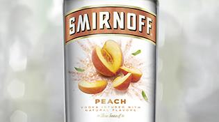 SMIRNOFF® Peach