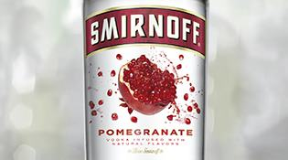 SMIRNOFF® Pomegranate