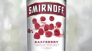 SMIRNOFF® Raspberry