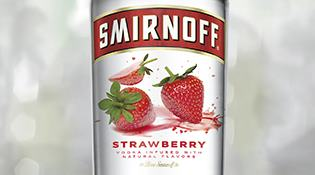 SMIRNOFF® Strawberry