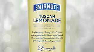 SMIRNOFF® Tuscan Lemonade