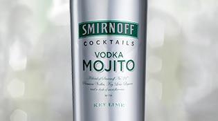 SMIRNOFF® Vodka Mojito