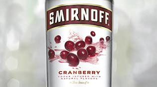 SMIRNOFF® Cranberry