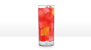 SMIRNOFF & CRANBERRY with SMIRNOFF® NO. 21 VODKA