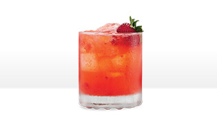 STRAWBERRY SMASH with SMIRNOFF® STRAWBERRY