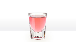 SOUR WATERMELON SHOT with SMIRNOFF® SOURS WATERMELON
