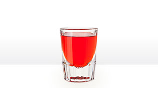 SOUR FRUIT PUNCH SHOT with SMIRNOFF® SOURS FRUIT PUNCH