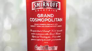 SMIRNOFF® GRAND COSMOPOLITAN