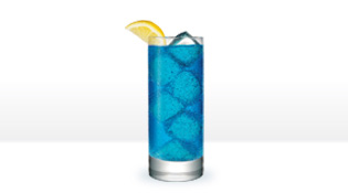 Blue Breeze with SMIRNOFF® WHIPPED CREAM