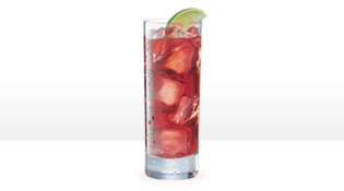 SUMMER STRAWBERRY & CRANBERRY with SMIRNOFF® CRANBERRY