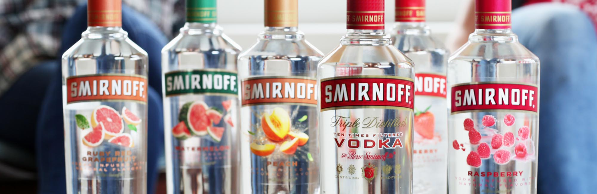 Drinks by SMIRNOFF®