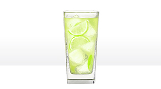 Green Grinder Punch with SMIRNOFF® GREEN APPLE