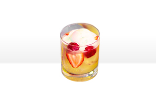 Rainbow Float with SMIRNOFF® NO. 21 VODKA