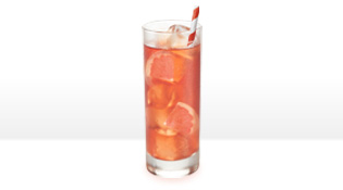 Pride Punch with SMIRNOFF® RUBY RED GRAPEFRUIT